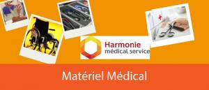 Matériel médical pour les personnes handicapées