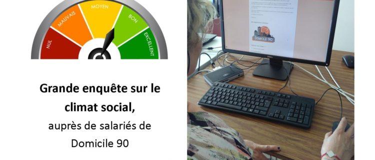 Baromètre social – que pensent les salariés de leur association ?