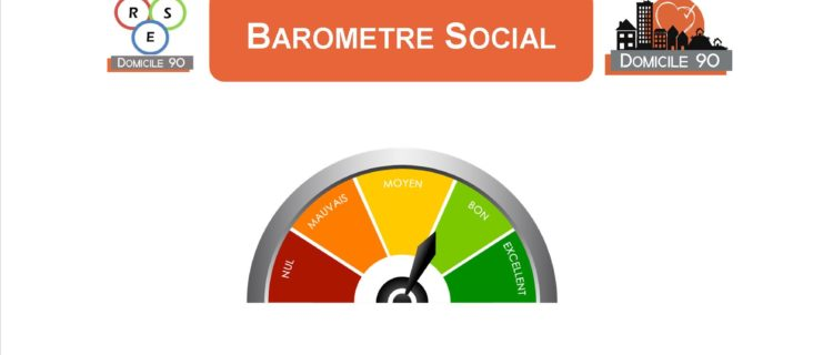 Baromètre social de Domicile 90 (2/3) : des résultats riches d'enseignements