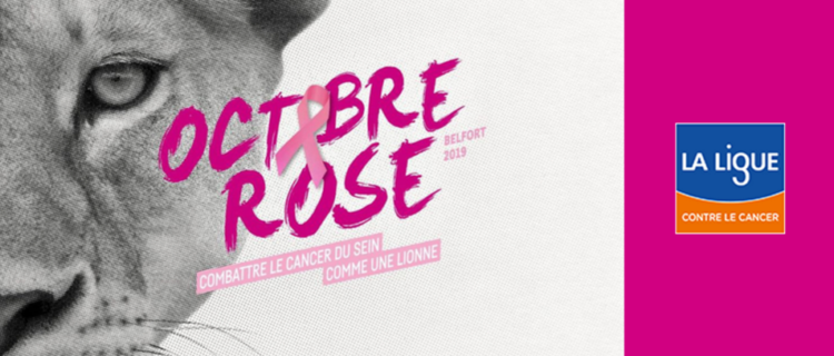 Octobre Rose : Ensemble, luttons contre le cancer du sein