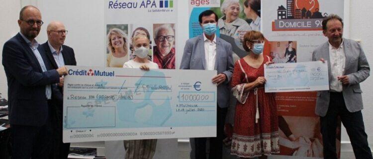 La Fondation AGES donne 4 000 €