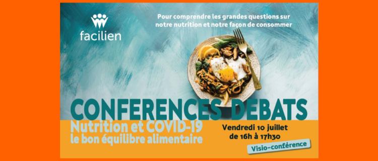 Nutrition et Covid-19, le bon équilibre alimentaire