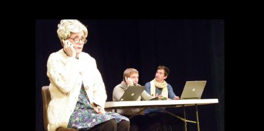 Théâtre-Forum Les aidants