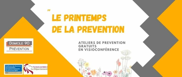 Le Printemps de la Prévention