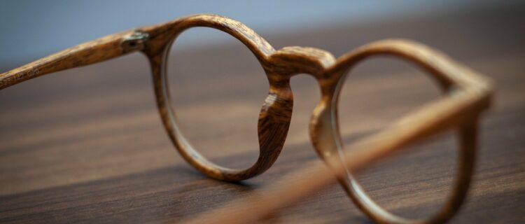 Opération recyclage de lunettes